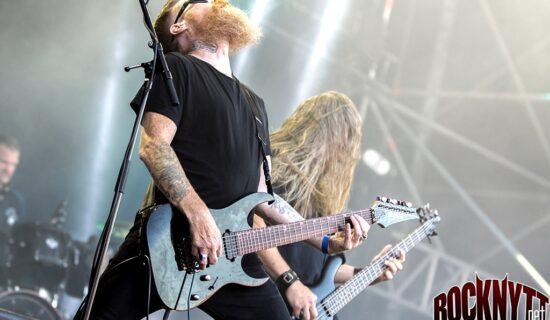 2018-07-12 THE KRISTET UTSEENDE - Gefle Metal Festival Pre Party