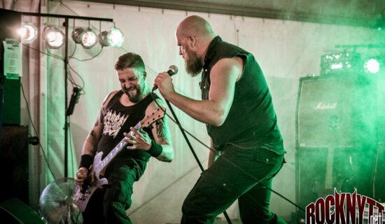 2018-07-06 THE CROWN - Vicious Rock Festival