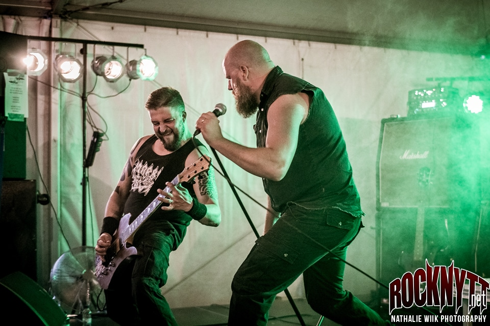 2018-07-06 THE CROWN - Vicious Rock Festival