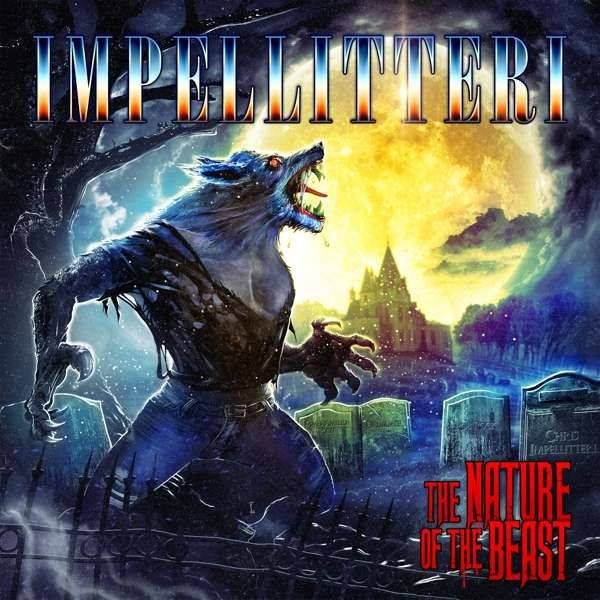 NY VIDEO: Impellitteri - Symptom Of The Universe (Black Sabbath cover) 1
