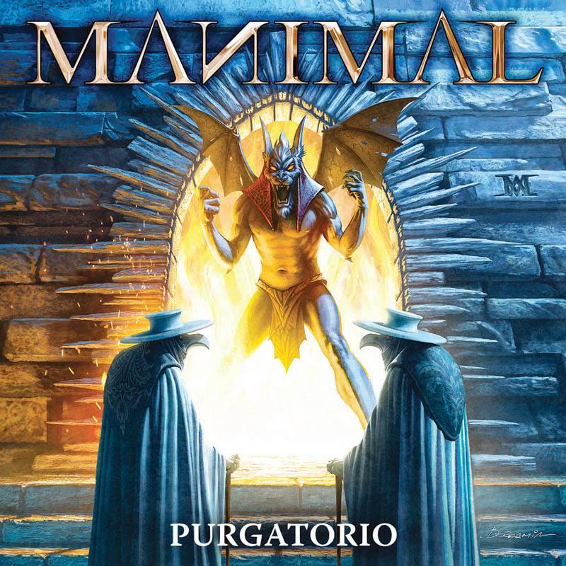NY VIDEO: Manimal - Purgatorio
