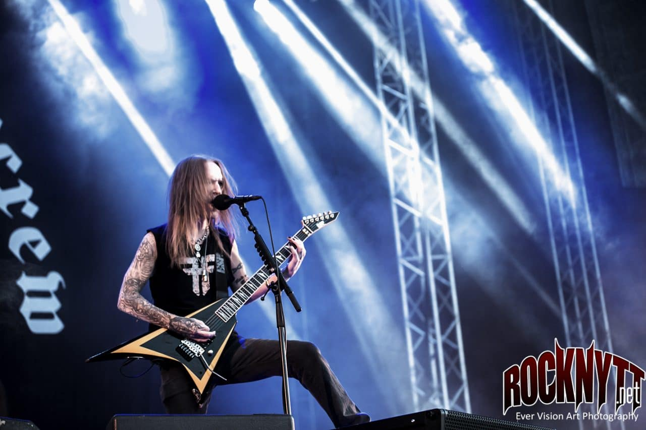 2018-07-14 CHILDREN OF BODOM - Gefle Metal Festival