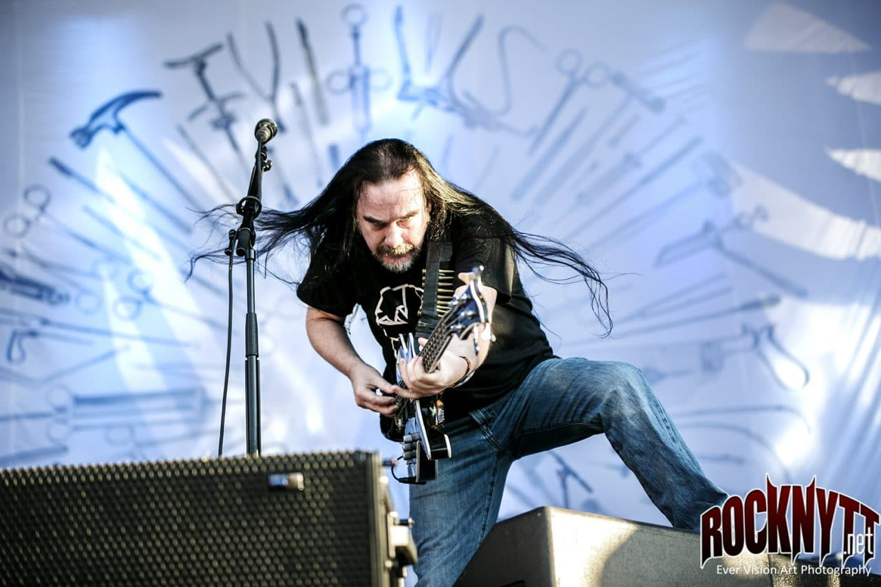 2018-07-13 CARCASS - Gefle Metal Festival