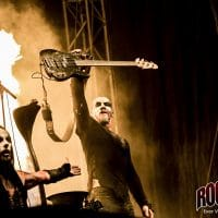 2018-07-13 BEHEMOTH - Gefle Metal Festival 16
