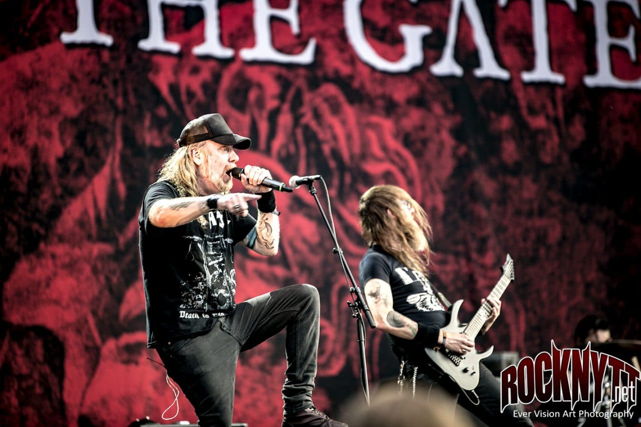 2018-07-14 AT THE GATES - Gefle Metal Festival