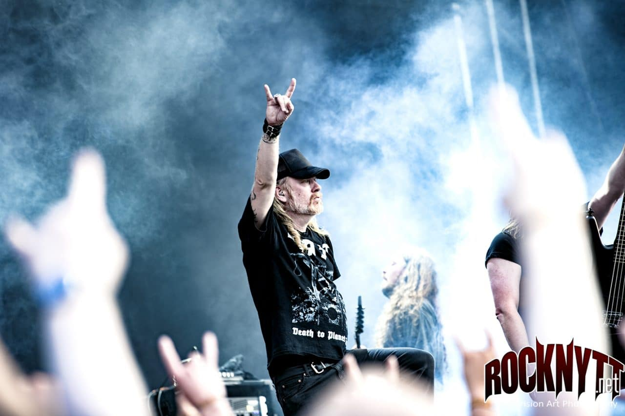 Inför Sweden Rock 2019: Intervju med At The Gates 1