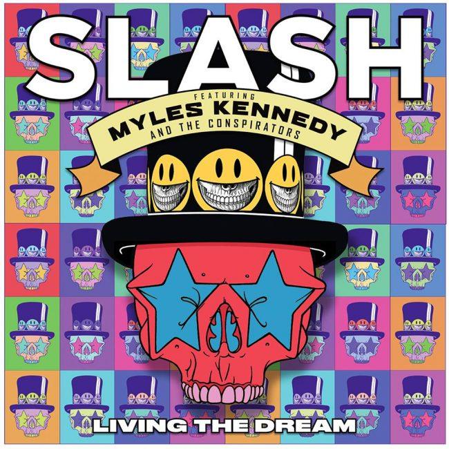 Slash feat. Myles Kennedy & The Conspirators släpper nytt album 1