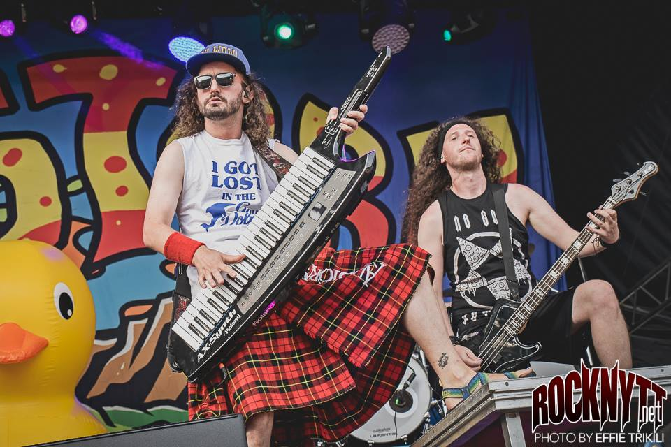 Liverecension: Alestorm - Sabaton Open Air 2019-08-16