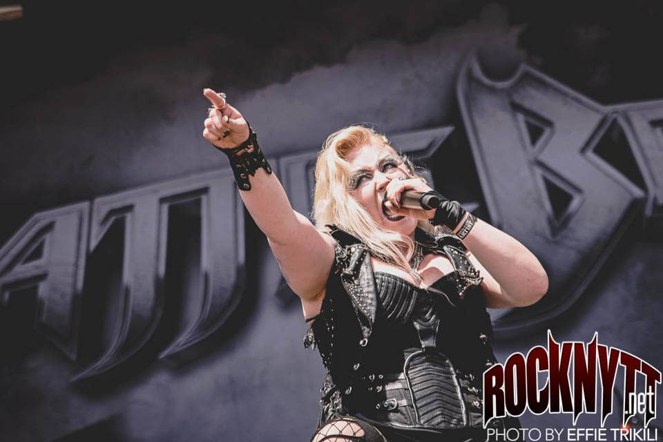2018-06-07 Battle Beast - Sweden Rock Festival