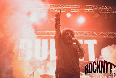 2018-06-06 BULLET - Sweden Rock Festival