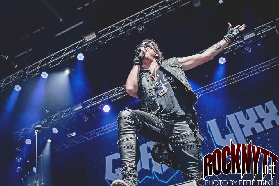 2018-06-07 CRAZY LIXX - Sweden Rock Festival