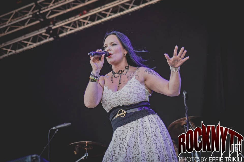 2018-06-07 The Dark Element - Sweden Rock Festival