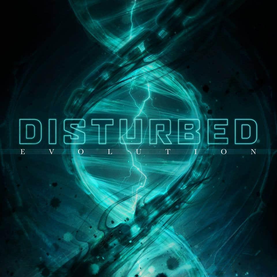 Disturbed har släppt sitt nya album 1