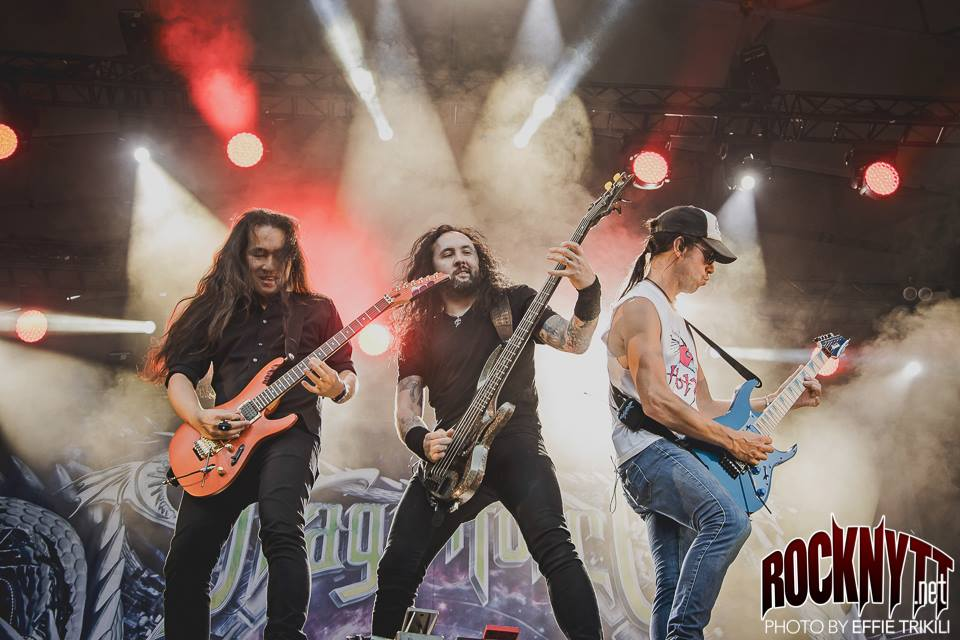 NY VIDEO: Dragonforce - Razorblade Meltdown