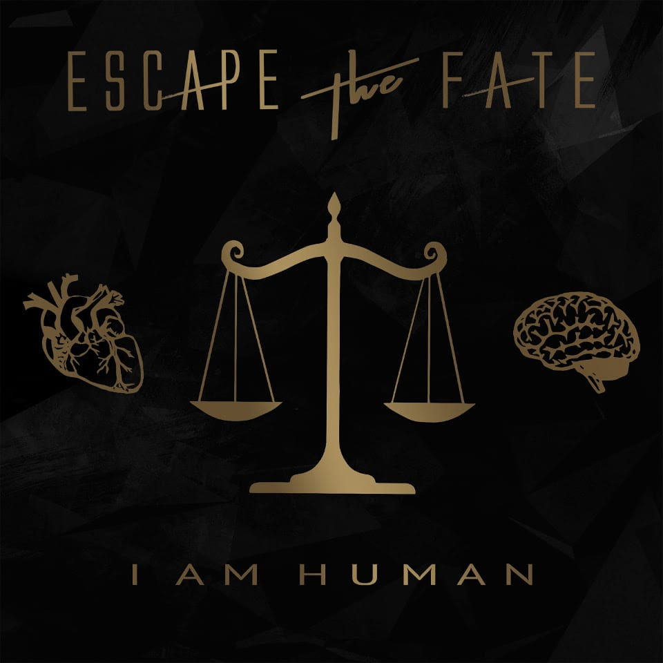 NY VIDEO: Escape The Fate - I Am Human