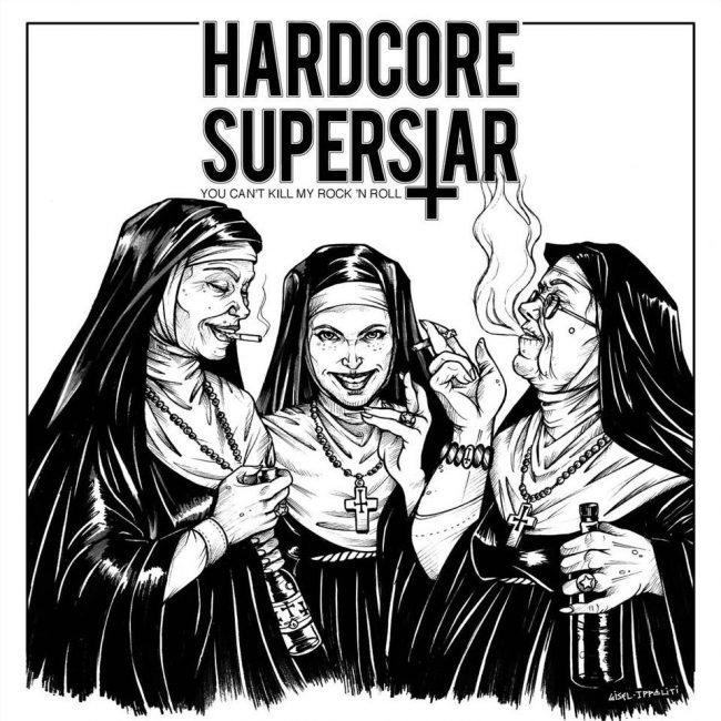NY VIDEO: Hardcore Superstar - AD/HD 1