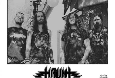 Haunt streamar sitt nya album Burst Into Flame