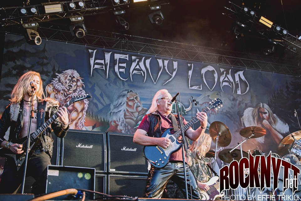 2018-06-08 HEAVY LOAD - Sweden Rock Festival