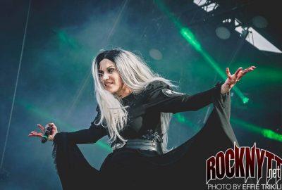 2018-06-09 LACUNA COIL - Sweden Rock Festival
