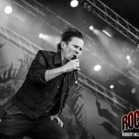 2018-06-06 CYHRA - Sweden Rock Festival. Foto: Robert Hellström.