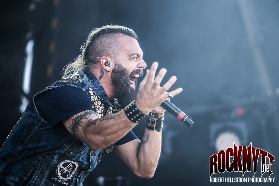 killswitch engage sweden rock festival robert hellström