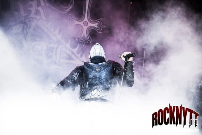 2018-06-08 DARK FUNERAL - Sweden Rock Festival. Foto: Robert Hellström.