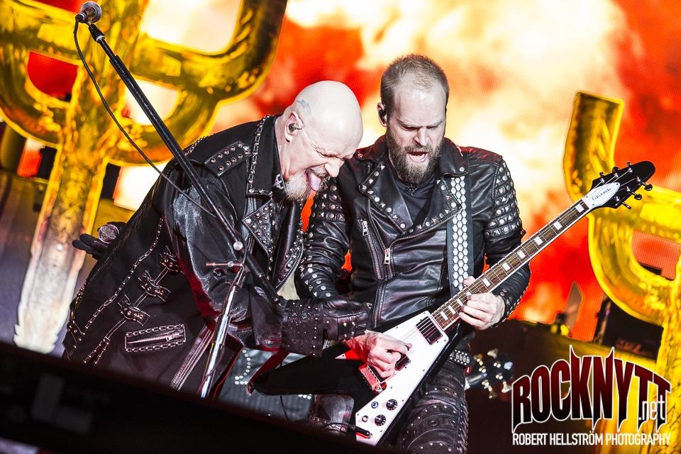 Judas Priest besöker Sverige i sommar
