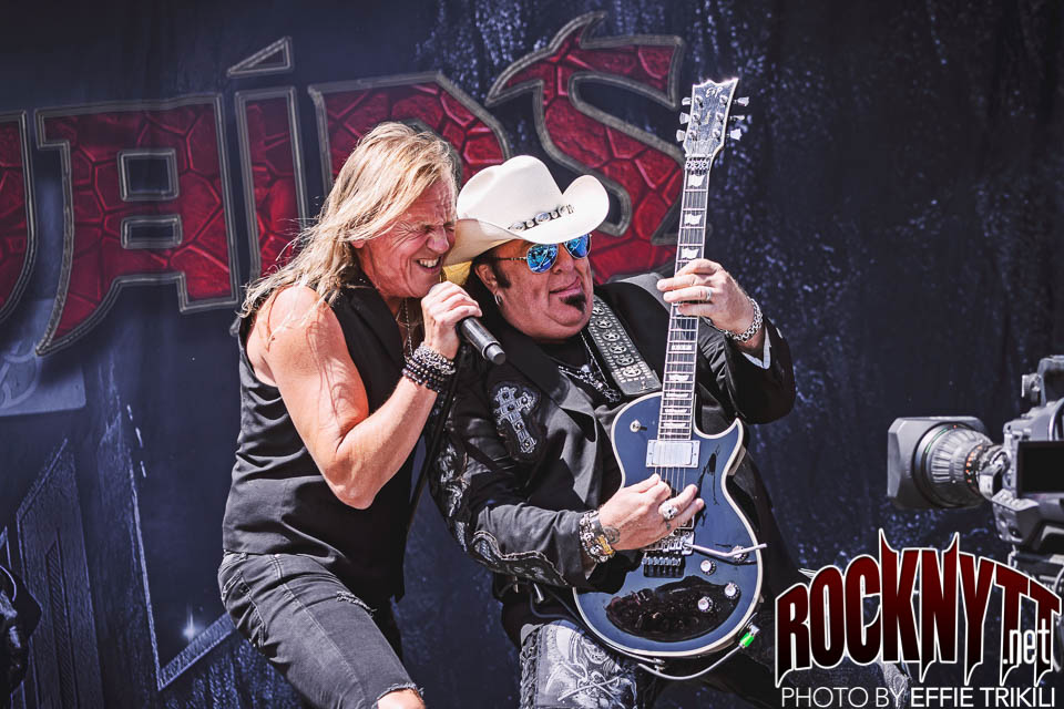 2018-06-08 PRETTY MAIDS - Sweden Rock Festival