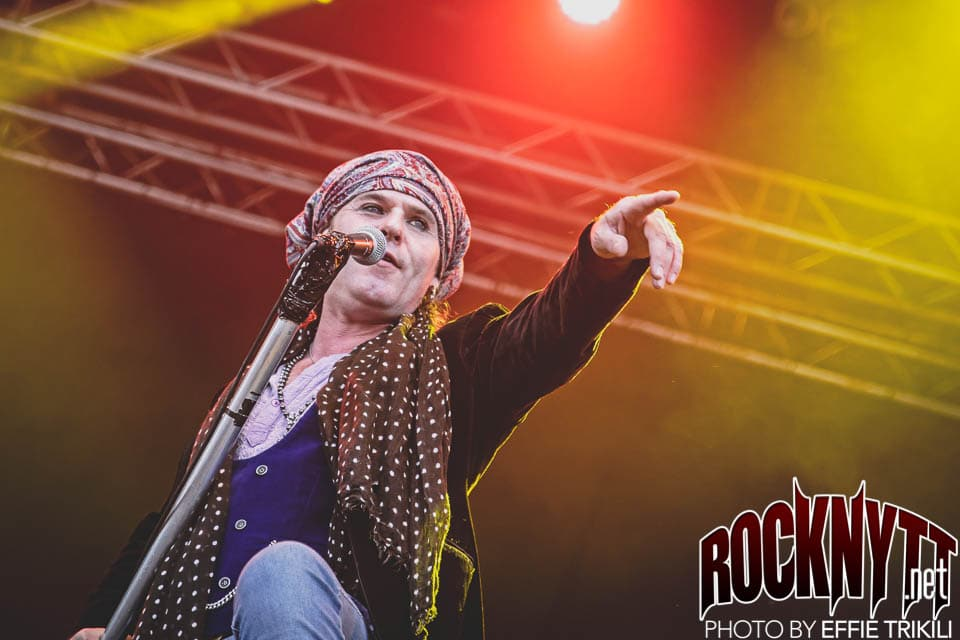 2018-06-06 THE QUIREBOYS - Sweden Rock Festival