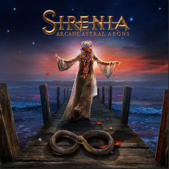 NY VIDEO: Sirenia - Love Like Cyanide (Lyric) 1