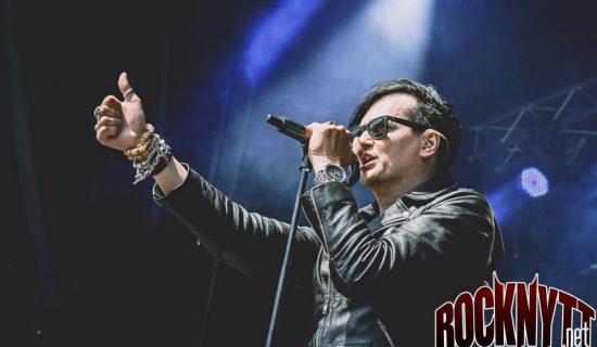 2018-06-09 THE 69 EYES - Sweden Rock Festival