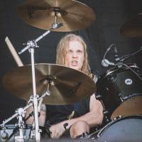 2018-06-08 The Darkness - Sweden Rock Festival 6