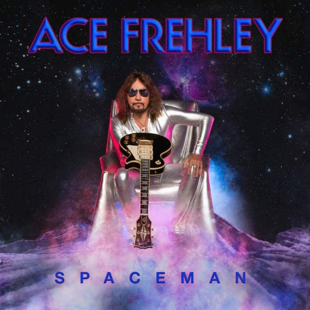 NY VIDEO: Ace Frehley - Rockin' With The Boys (Lyric) 1