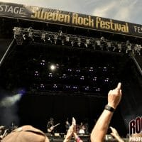 2018-06-09 WILMER X - Sweden Rock Festival 1