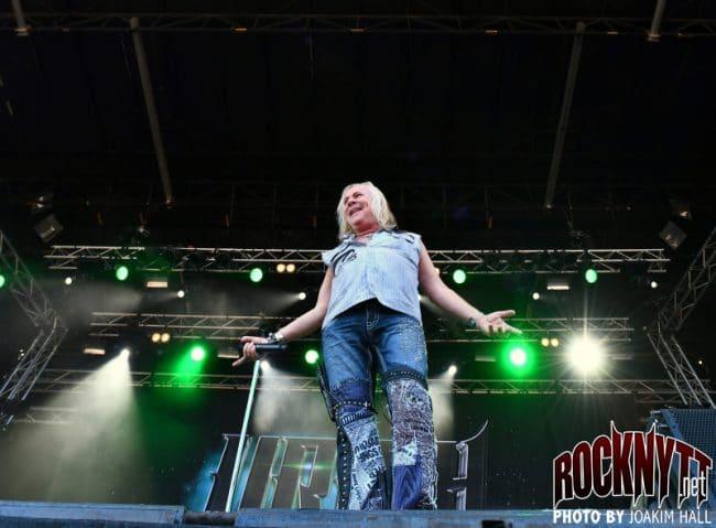 Uriah Heep - Sweden Rock Festival Foto: Joakim Hall