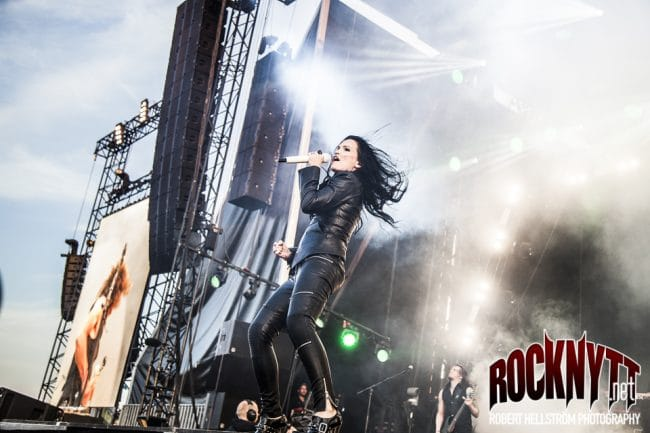 tarja sweden rock festival robert hellström