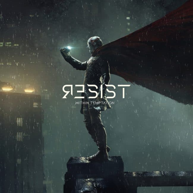 NY LÅT: Within Temptation (feat. Anders Fridén) - Raise Your Banner 1