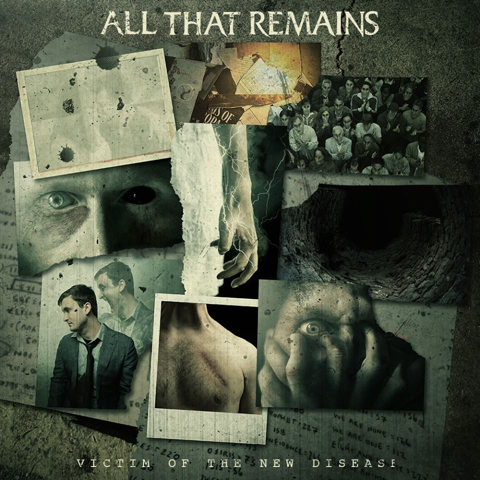 All That Remains släpper nytt album 1