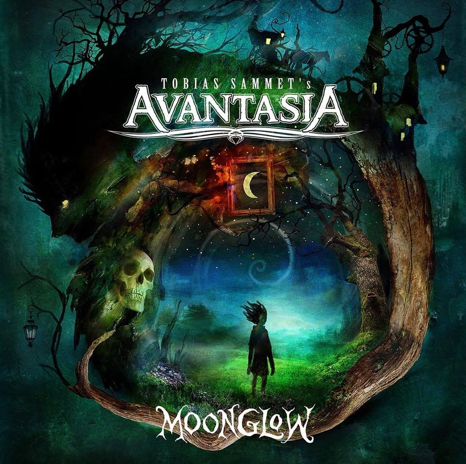 NY VIDEO: Avantasia - The Raven Child (Lyric) 1
