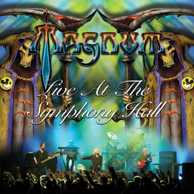 Magnum släpper nytt livealbum 1
