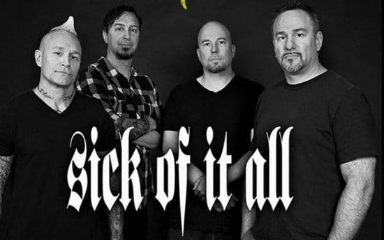 Foto: Sick Of It All, Facebook