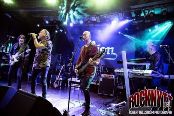 Liverecension: Alien - Kulturakademin, Motala 2018-11-10