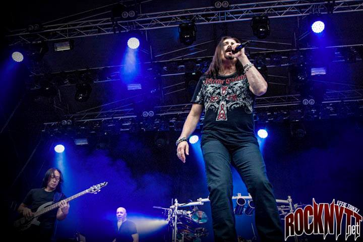 Dream Theater Sweden Rock Festival
