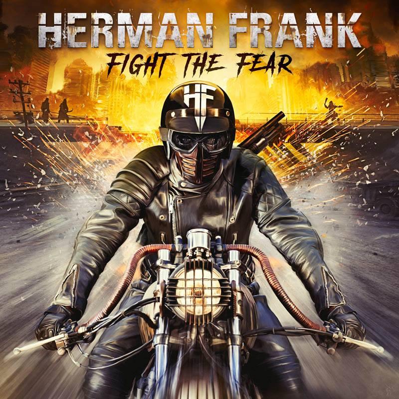 NY LÅT: Herman Frank - Fear 1