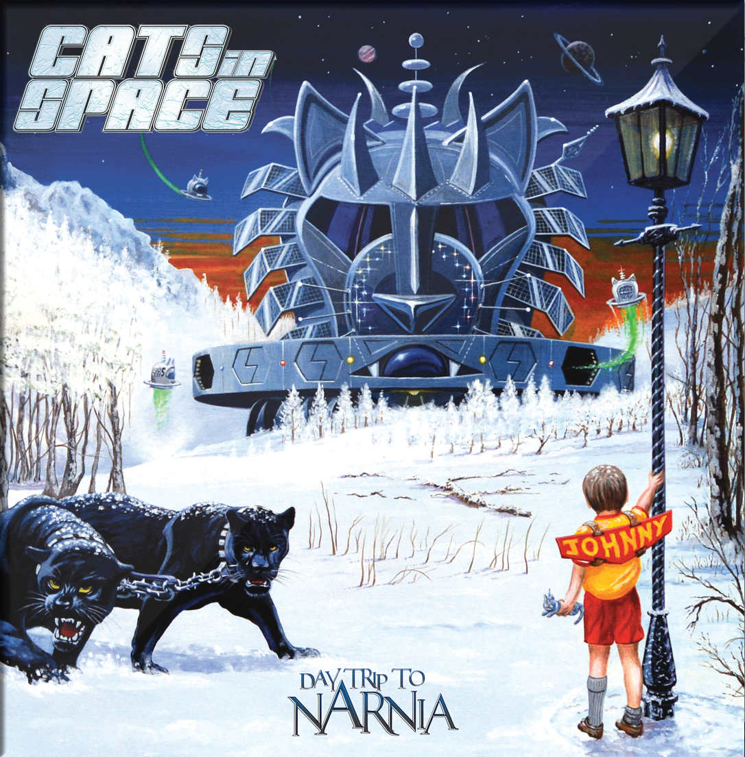 NY VIDEO: Cats In Space - Thunder In The Night 1
