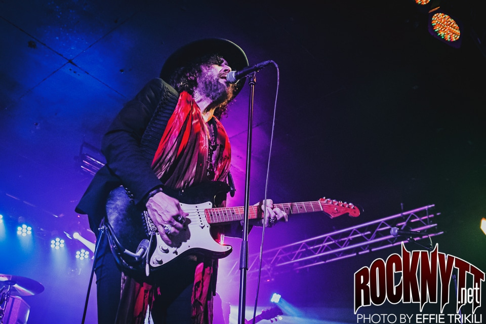 Liverecension: Electric Boys - Hell Yeah Rock Club, Linköping 2018-12-09