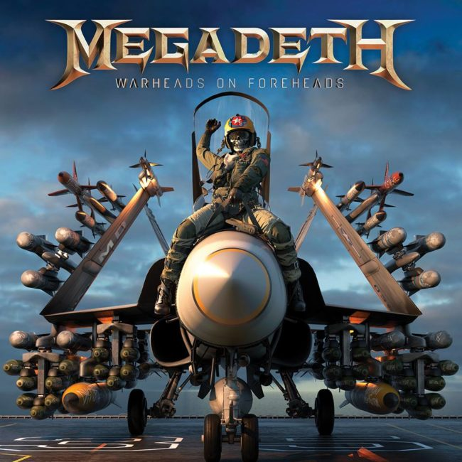 Megadeth släpper samlingsalbum 1