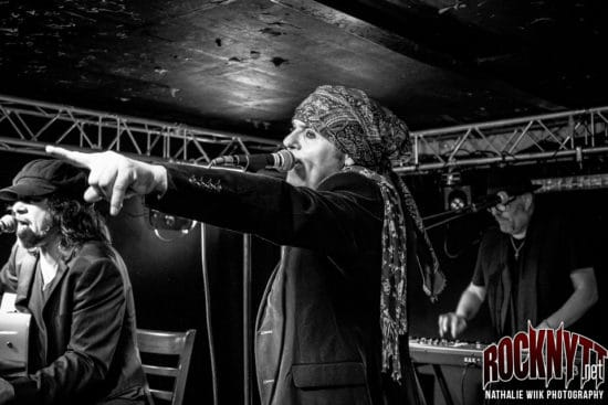 The Quireboys Backstage Rockbar Nathalie Wiik