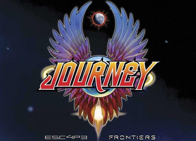 "Journey släpper ""Escape & Frontiers - Live in Japan"" på CD, DVD och Blu-ray"