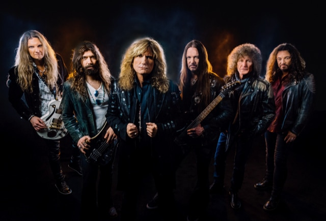 NY LÅT: Whitesnake - Trouble Is Your Middle Name